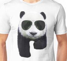 Cool Panda Bear Unisex T-Shirt