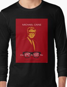 The Ipcress File - Movie Poster Long Sleeve T-Shirt