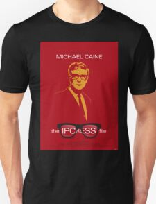 The Ipcress File - Movie Poster Unisex T-Shirt