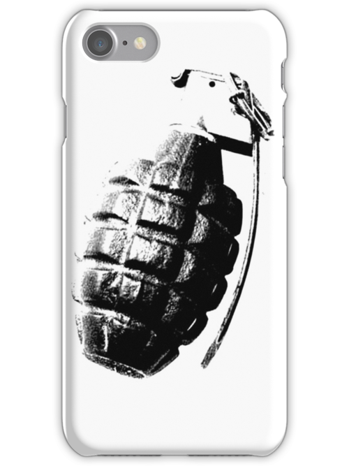 MK2 Fragmentation Grenade by thesamba