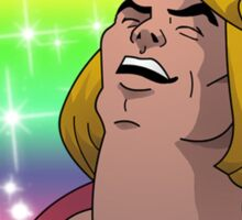 HE MAN - What's Going On! (HD version) Sticker