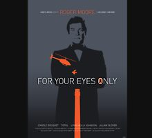 For Your Eyes Only - Movie Poster Unisex T-Shirt