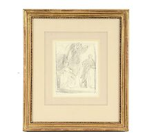 George Romney , Study for a family portrait Photographic Print