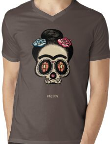 Frida Mens V-Neck T-Shirt