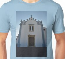 Church of Santana in Albufeira Unisex T-Shirt