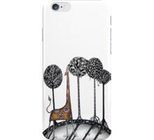 A giraffe named Kennett  iPhone Case/Skin