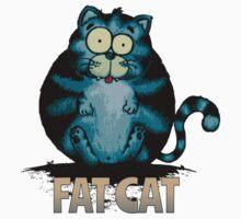 Fat Cat Baby Tee