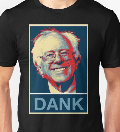"Bernie Sanders Official ""Dank"" Apparel Unisex T-Shirt"
