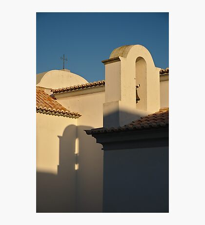 Chapel Architecture in Albufeira Photographic Print