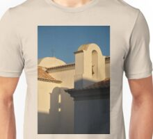 Chapel Architecture in Albufeira Unisex T-Shirt