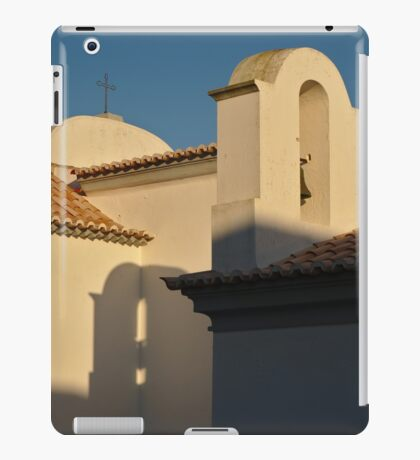 Chapel Architecture in Albufeira iPad Case/Skin