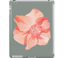 Pretty Pink Daffodil Graphic iPad Case/Skin