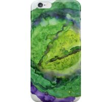 Cabbage 1 iPhone Case/Skin