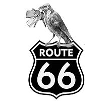keys to Route 66 Photographic Print