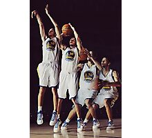 Steph Curry Poster Photographic Print