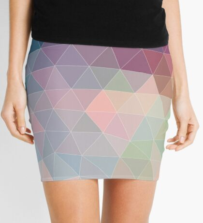Scale Mini Skirt