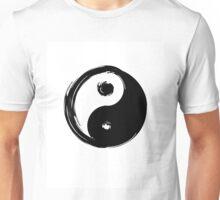 Ying Yang Symbol Unisex T-Shirt