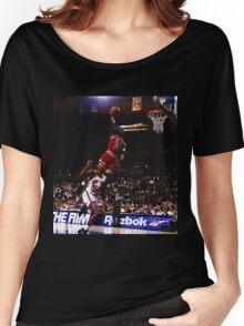 michael jordan chicago bulls Women's Relaxed Fit T-Shirt