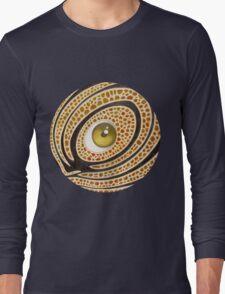 eye number 35 Long Sleeve T-Shirt