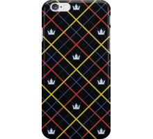 Kingdom Hearts Argyle: Crown iPhone Case/Skin