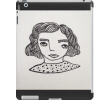 Lady Kate iPad Case/Skin