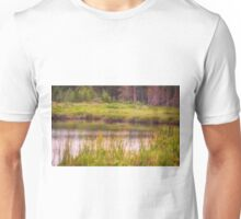 On A Golden Pond Unisex T-Shirt