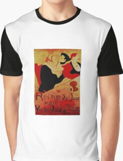 Historical Poster Graphic T-Shirt