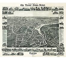 Exeter, New Hampshire (1896) Photographic Print