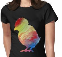 Chick Womens Fitted T-Shirt