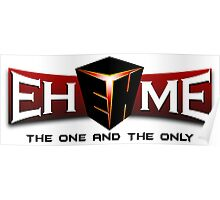 Team Ehome logo Poster