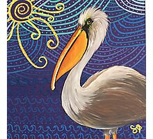 The OG Pelican Photographic Print