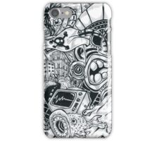 Super Massive Tikki iPhone Case/Skin