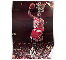 michael jordan chicago bulls Poster