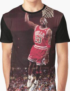 michael jordan chicago bulls Graphic T-Shirt