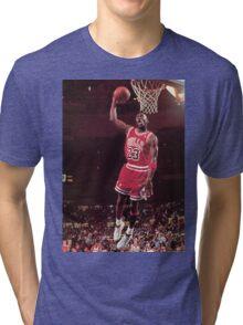 michael jordan chicago bulls Tri-blend T-Shirt