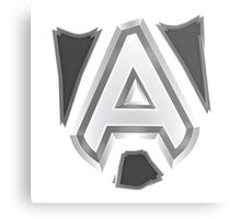 Team Alliance logo Metal Print
