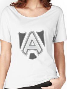 Team Alliance Dota 2 Women's Relaxed Fit T-Shirt