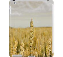 Golden wheat iPad Case/Skin
