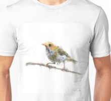 Bird tweets for you Unisex T-Shirt