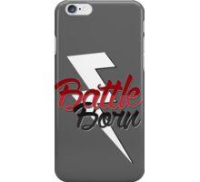 Battle Born & Bolt iPhone Case/Skin