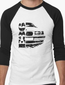 bmw e36 Men's Baseball ¾ T-Shirt