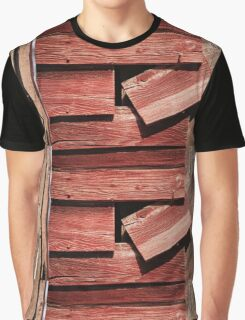 The Old Red Barn Graphic T-Shirt