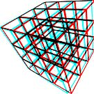 3D Puzzle Cube by MangaKid
