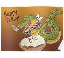 Pi Day Pie Poster