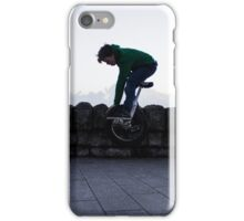 Unicycle merch  iPhone Case/Skin