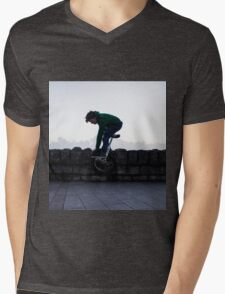 Unicycle merch  Mens V-Neck T-Shirt