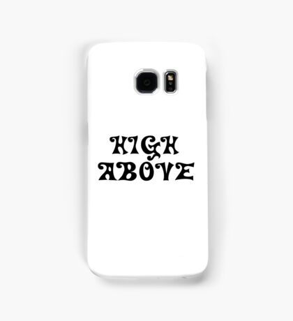 Party Music Dancing Hippie Psycedelic Samsung Galaxy Case/Skin