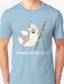 Adventure Time Old Naked Crazy Guy T-Shirt