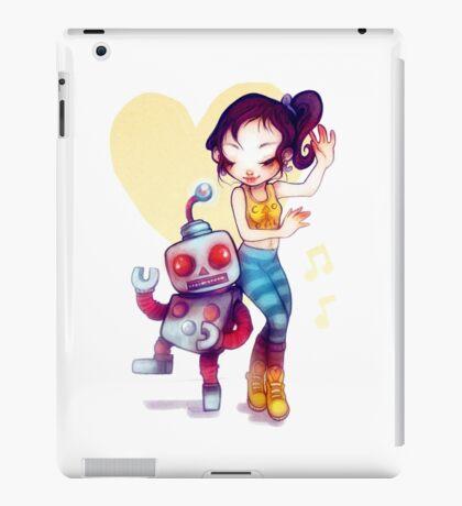 Robot Dance iPad Case/Skin