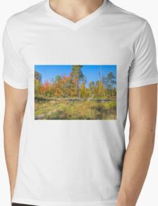 Natural Landscaping Mens V-Neck T-Shirt